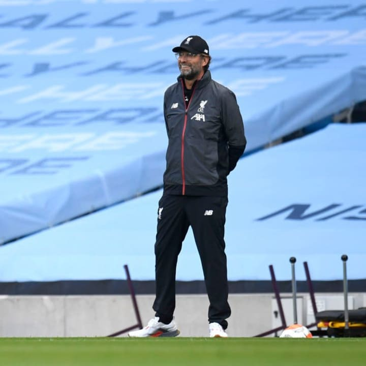 Jurgen Klopp has already turned his attention to planning for the future