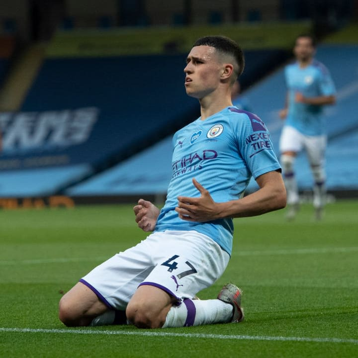 Phil Foden is quickly becoming a real star