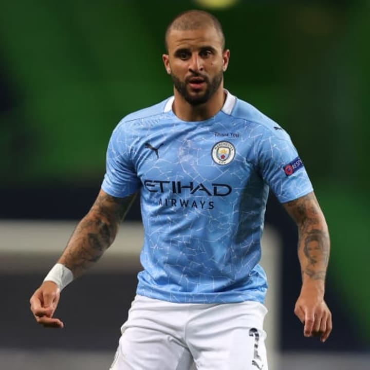 Kyle Walker is still a top right-back for Man City & England