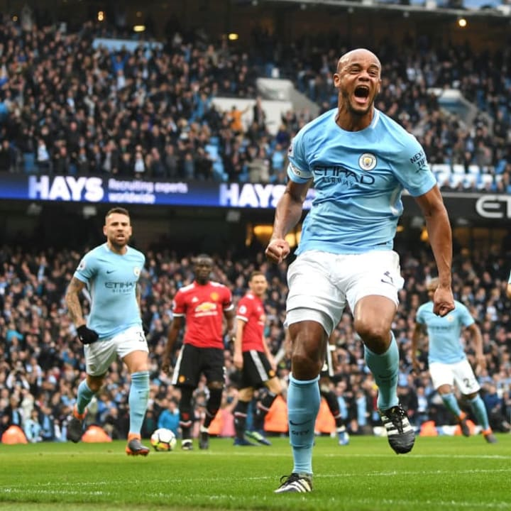 The departure of Vincent Kompany has left City weak at the back
