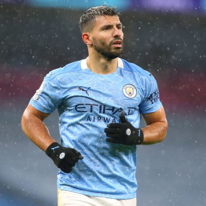 Man City have been planning to replace Sergio Aguero for a year