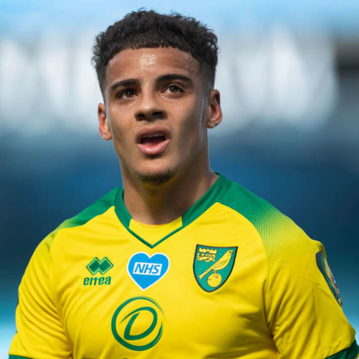 Max Aarons impressed in the Premier League for Norwich