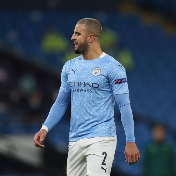 Kyle Walker has excelled in several positions