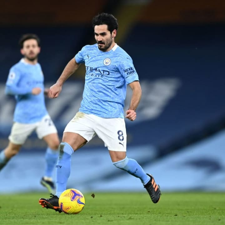 Gundogan has been playing out of his skin