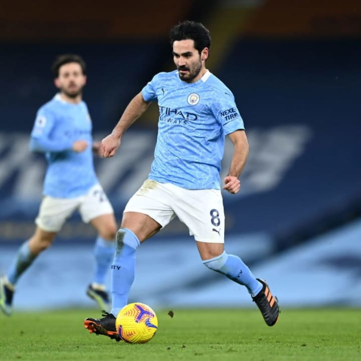 Gundogan's hot streak might be over