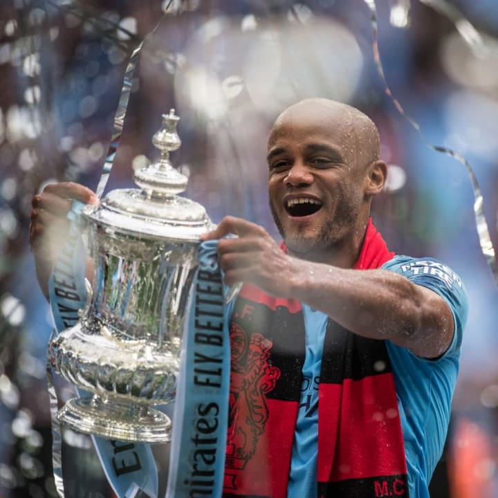 Manchester City have enjoyed some memorable trips to Wembley