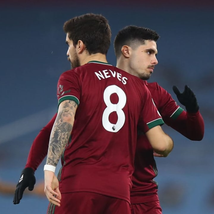Pedro Neto, Ruben Neves