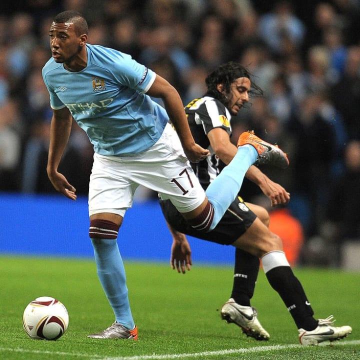 Manchester City's German defender Jerome