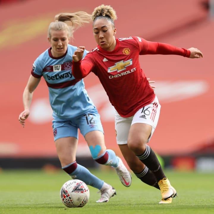 Lauren James terus mengesankan untuk Man Utd