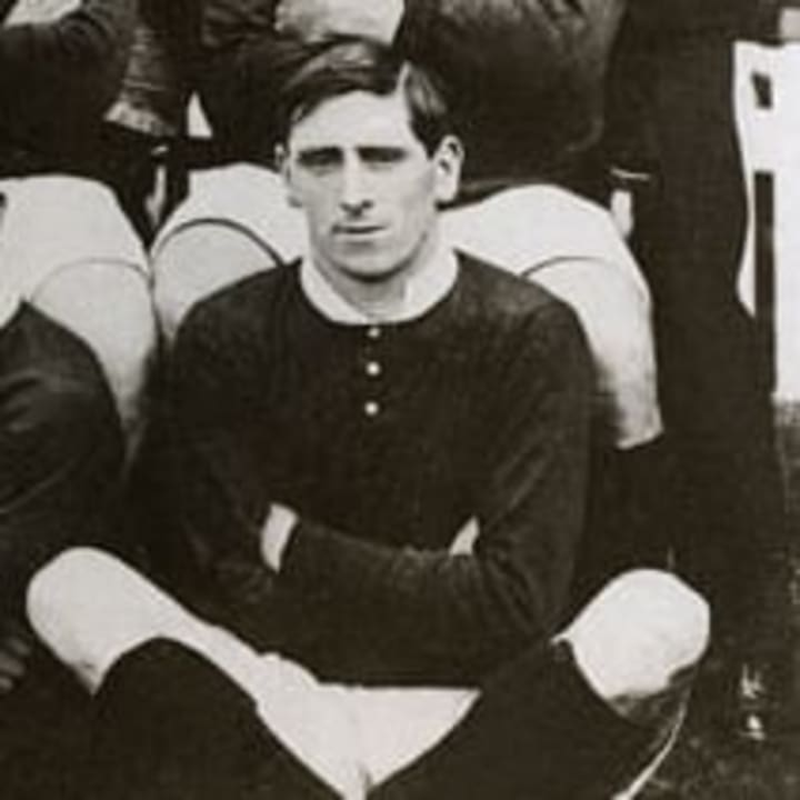 George Wall won two league titles in the early 1900s