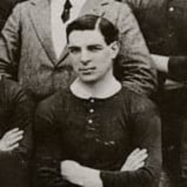Enoch West was a league champion in 1911