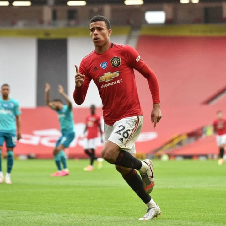 Greenwood is a first-team star at Manchester United