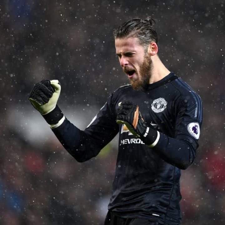 De Gea was the best goalkeeper in the world from 2015 to 2018