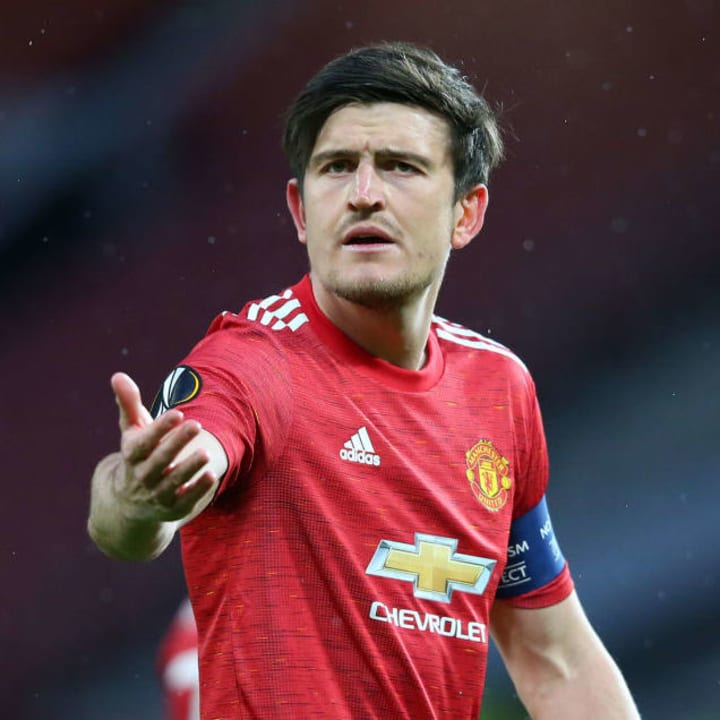 Harry Maguire will have a new centre-back partner next season