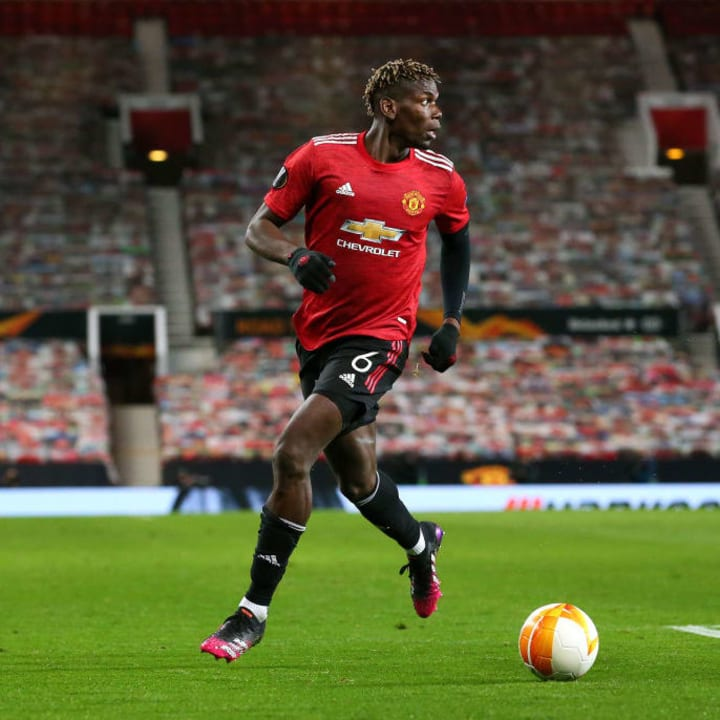 Paul Pogba could be open to staying at Old Trafford