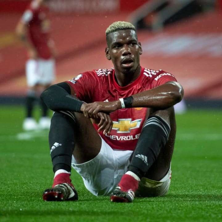 Pogba is the one who captures the most negativity