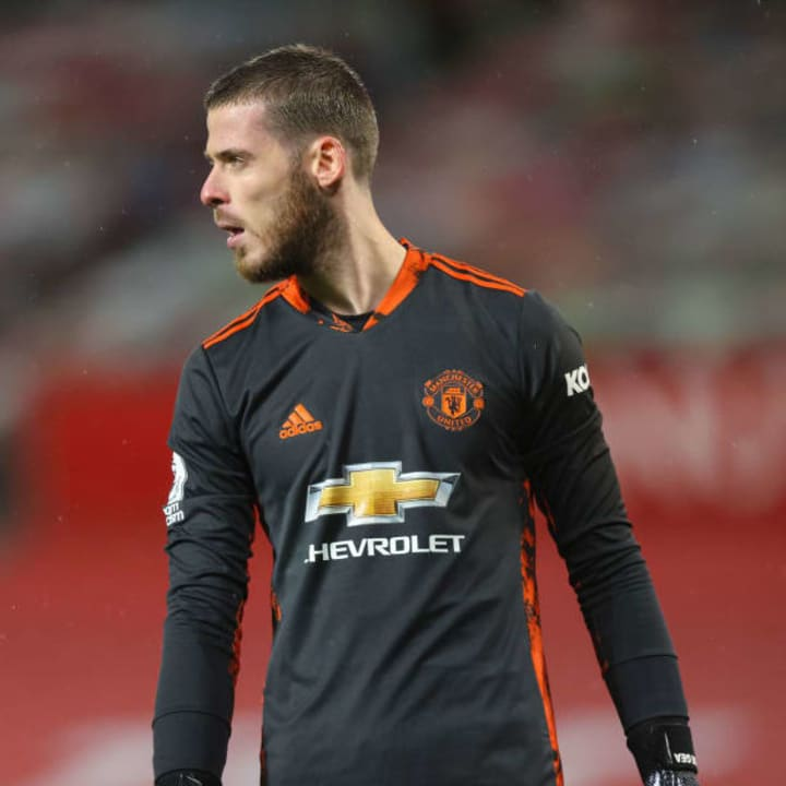 David de Gea is returning to his best form as Man Utd #1