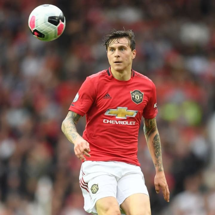 Lindelof was signed from Benfica