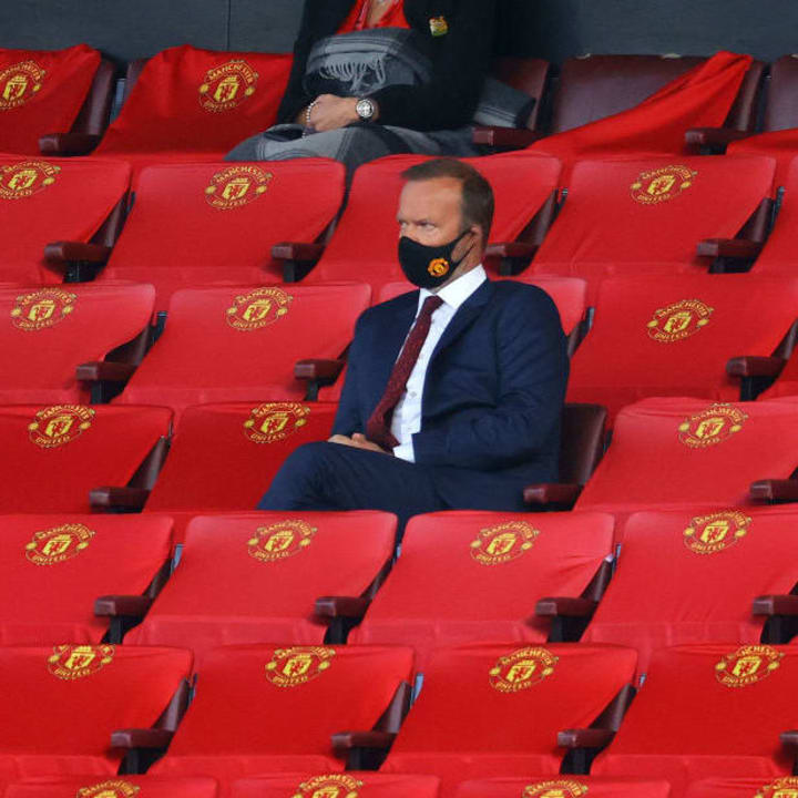 Ed Woodward is on his way out of United