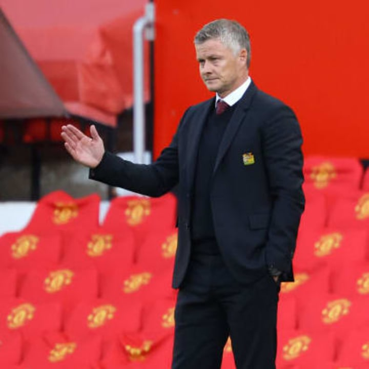 Ole Gunnar Solskjaer is hopeful of seeing more of Bailly