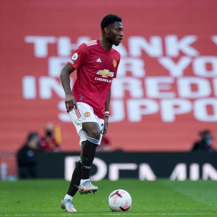 Fosu-Mensah has struggled for minutes