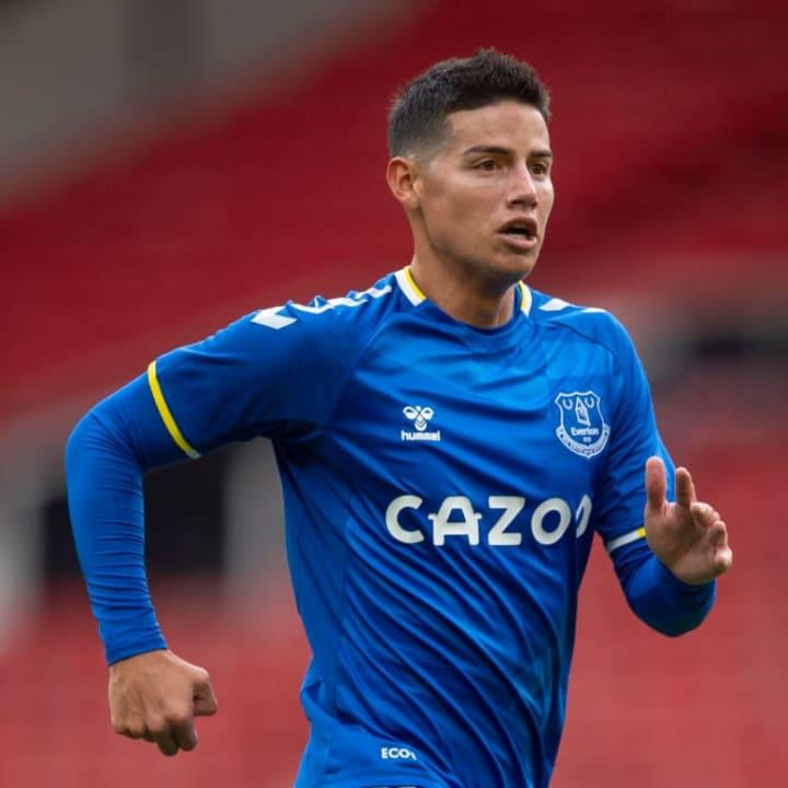 James RodríguezEverton Al-Rayyan Qatar Mercado Transferência