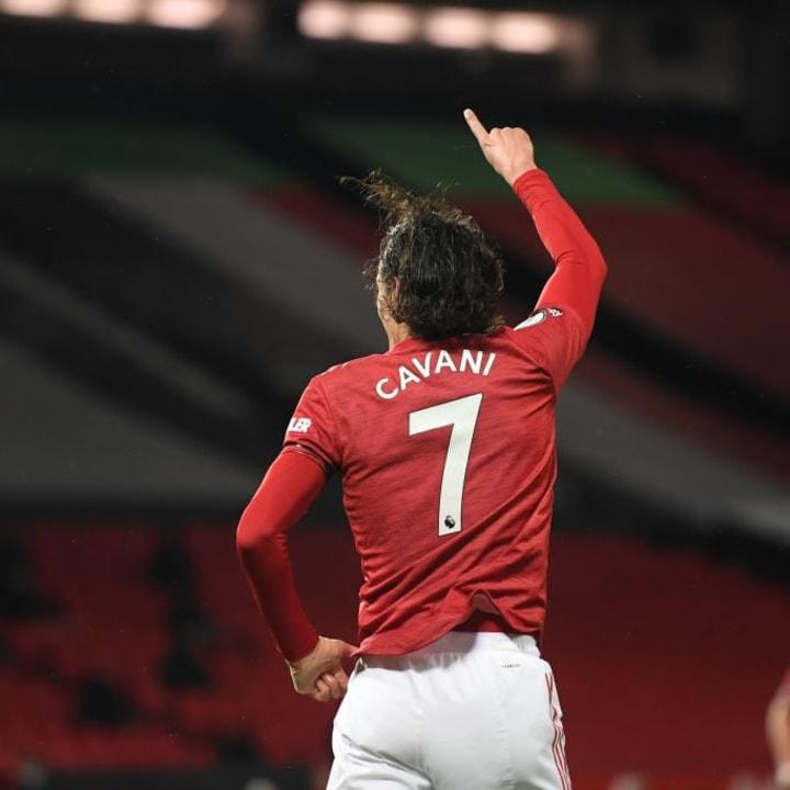 United need an alternative to Cavani