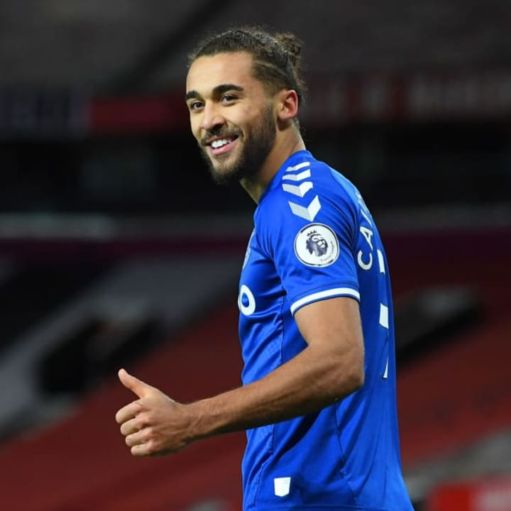 Dominic Calvert-Lewin is in the form of his life