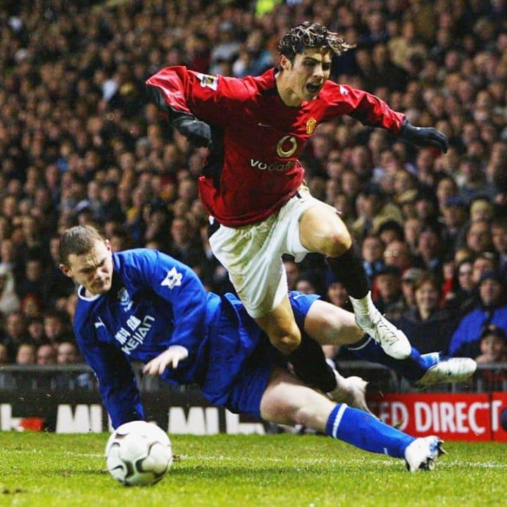 Ronaldo, Wayne Rooney