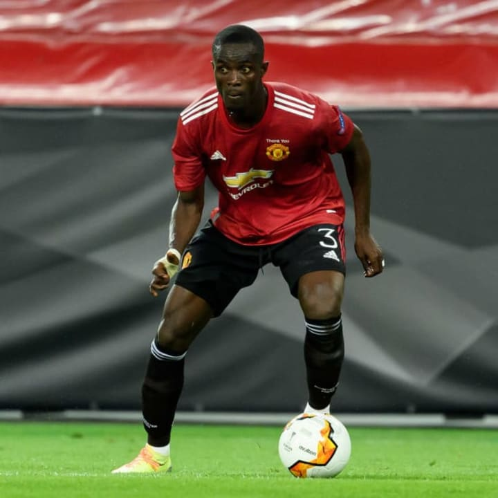 Eric Bailly is another of the centre-backs Man Utd want to move on