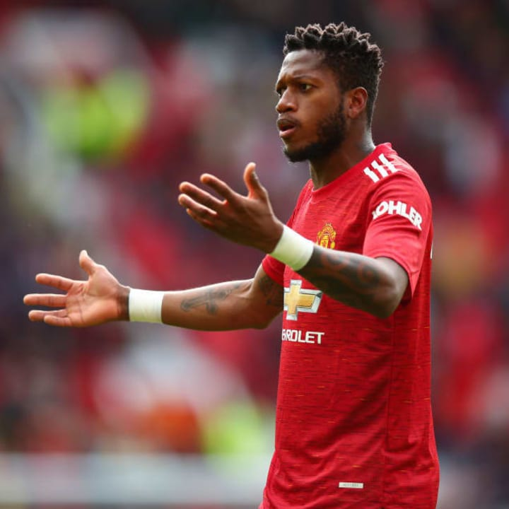 Fred could benefit from more consistent performances