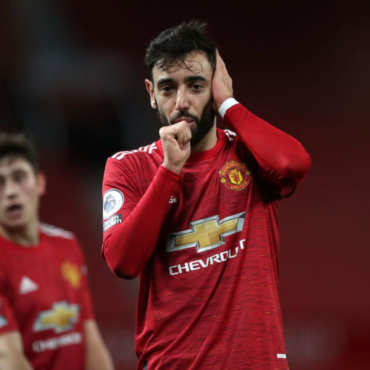 Man Utd must look at the impact of Bruno Fernandes' January arrival and act again