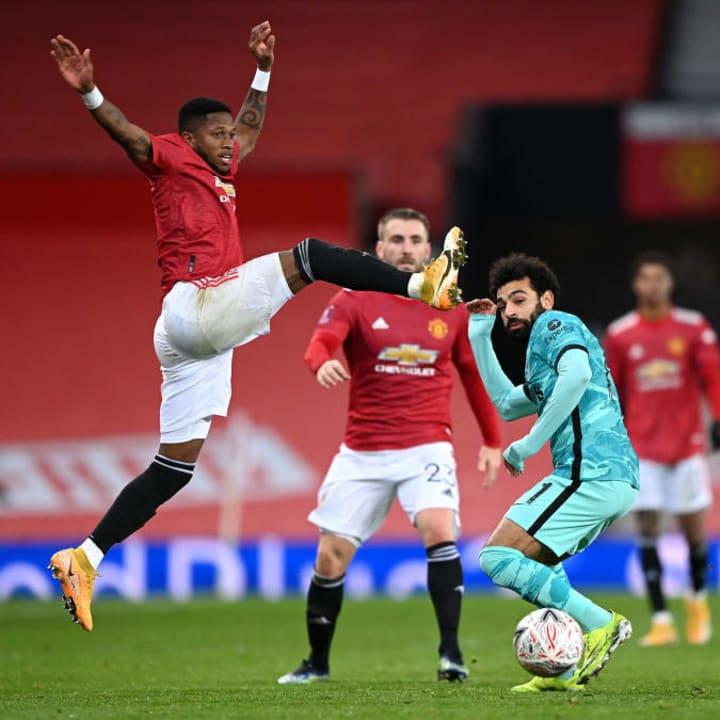 Fred, Mohamed Salah