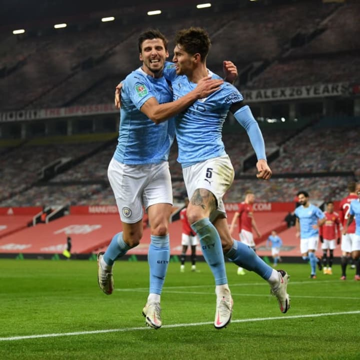 Stones and Dias had a superb first season together