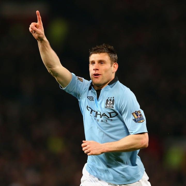 James Milner cost Manchester City £26m