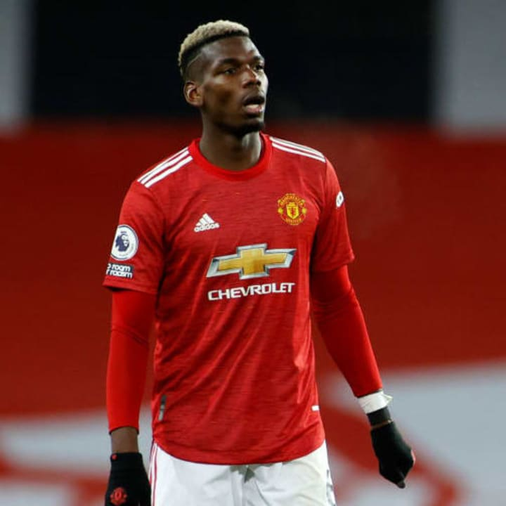 Pogba could start to provide more midfield creativity
