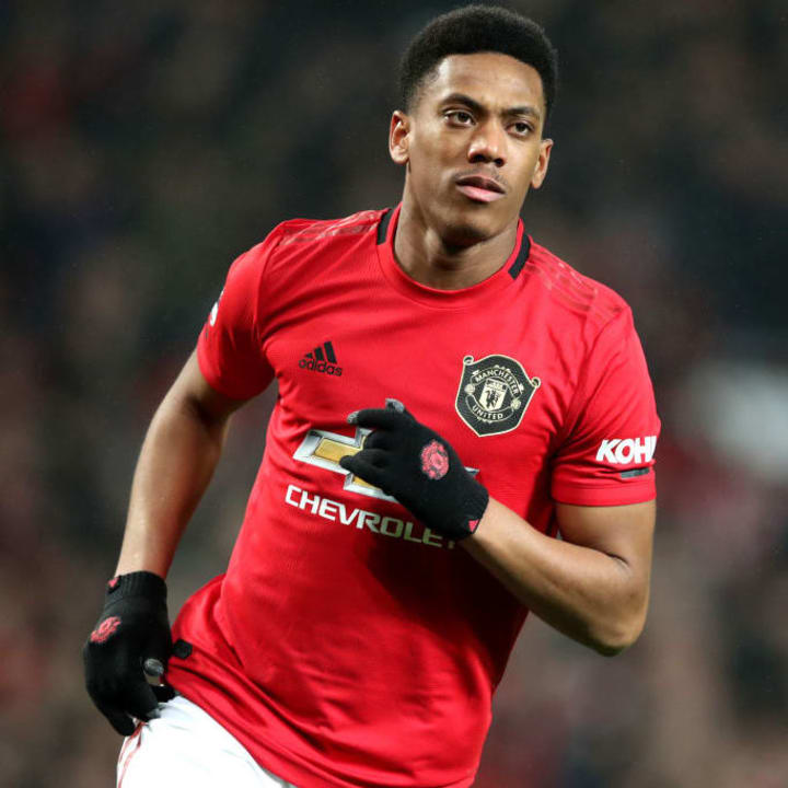 Man Utd spent big on Anthony Martial at 19