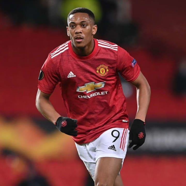 Anthony Martial could get a chance to start