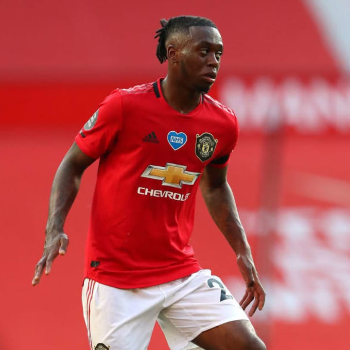 Aaron Wan-Bissaka is an excellent one-on-one defender