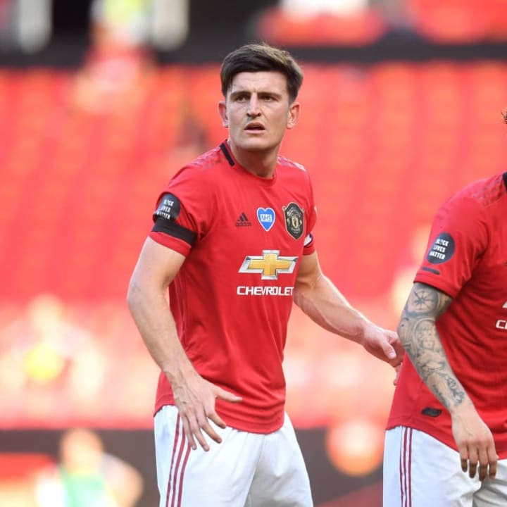 Maguire's partnership with Lindelöf has looked strong this season, and the Swede should recover in time for Thursday