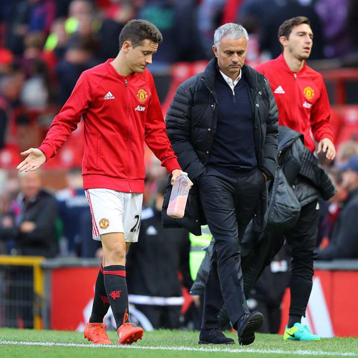 Jose Mourinho was sacked in December 2018