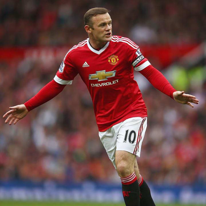 Wayne Rooney - Manchester United captain