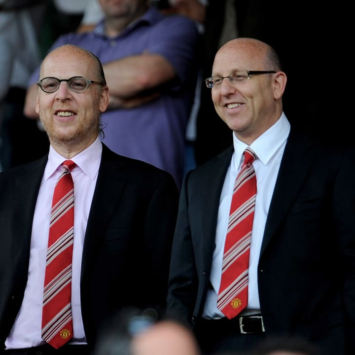 Joel Glazer has attended a fans' forum as promised