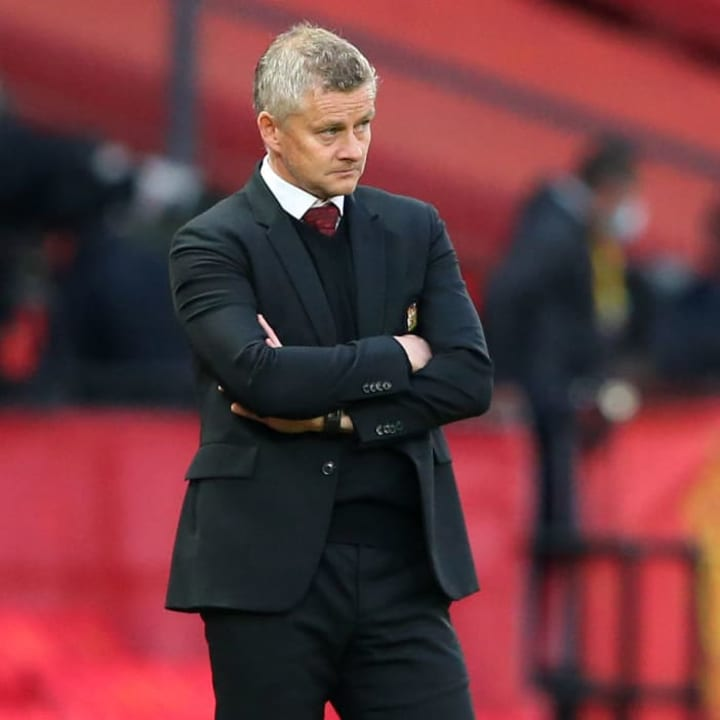 Pressure is already building on Ole Gunnar Solskjaer