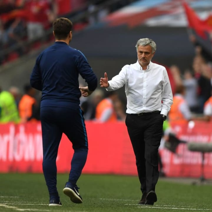 Mauricio Pochettino, Jose Mourinho