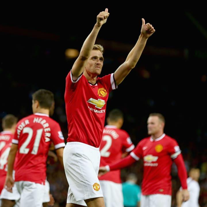 Fletcher enjoyed a lengthy career at United
