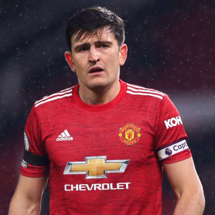 Harry Maguire was quickly appointed Man Utd captain