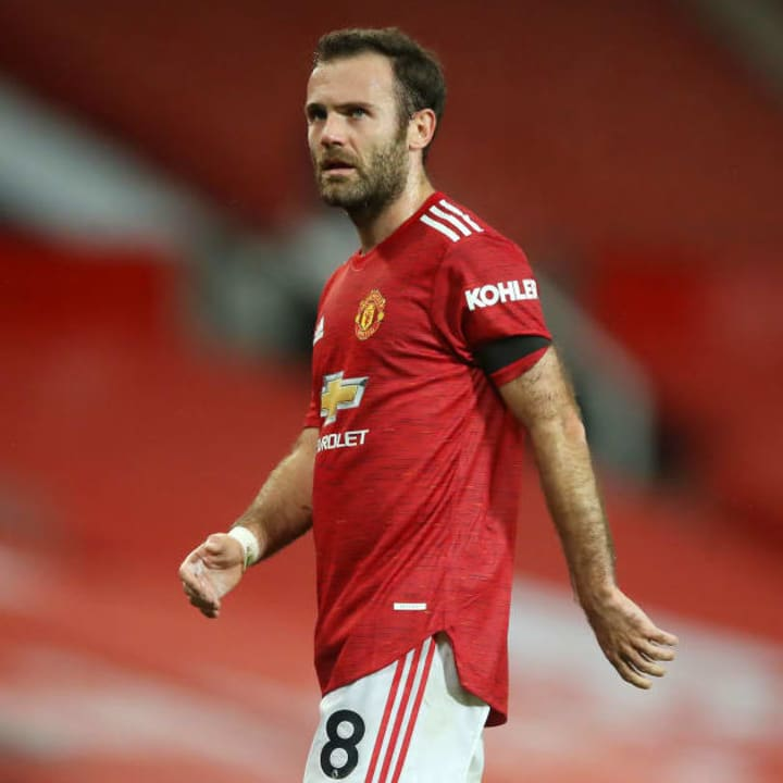Mata is happy at Man Utd but understandably wants to play more
