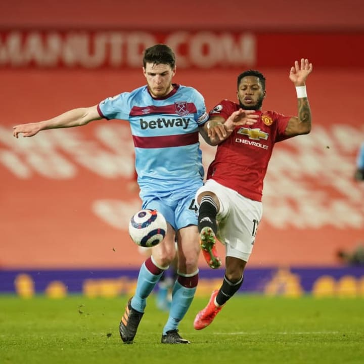Declan Rice, Fred