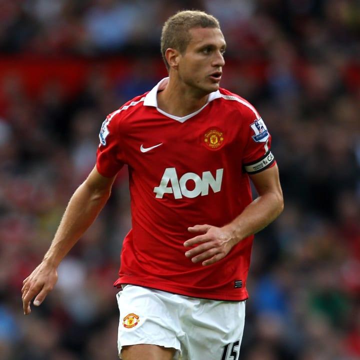 Nemanja Vidic - Manchester United captain